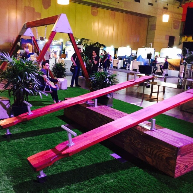 Playground at Xerocon 2018