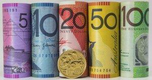 Market turmoil leaves Australia on top