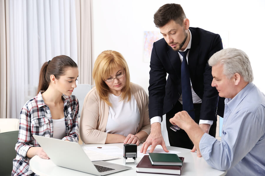 What to do when you want to keep your business in the family